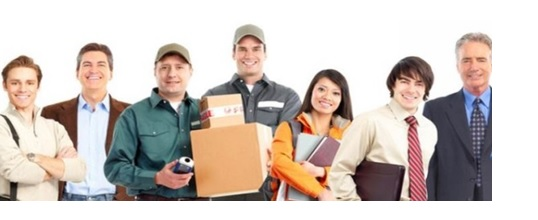 Team Photo Commercial Office Moving Company Minneapolis St. Paul MN
